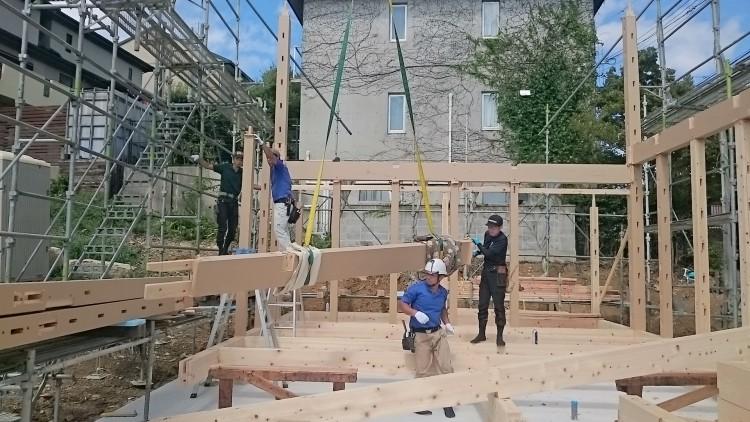 伝統工法 石場建て